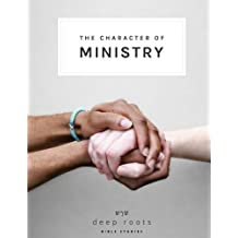 The Character of Ministry