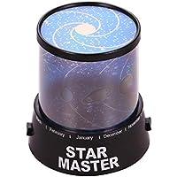 YENJOS LED Star Sky Nachtlicht Hause Zimmer Party Dekoration Projektor Lampe Kinder Geschenk preisvergleich bei billige-tabletten.eu
