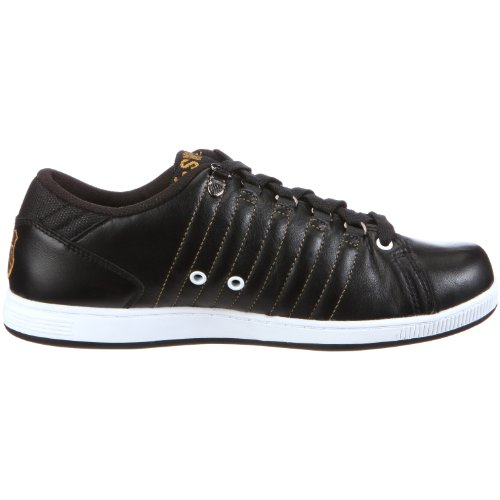 KSWISS Lozan, Baskets mode hommes Noir-TR-SW656
