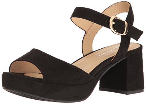CL by Chinese Laundry Damen Kensie, Black Super Suede, 36.5 EU -