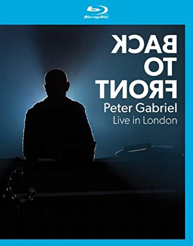 Back to Front: Live in London [Blu-ray] [Import]