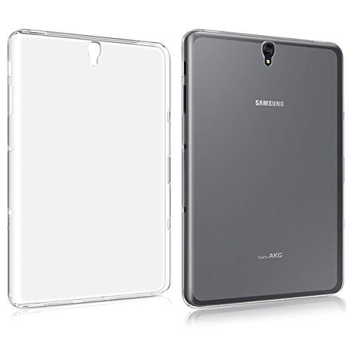 kwmobile Hülle kompatibel mit Samsung Galaxy Tab S3 9.7 T820 / T825 - Silikon Tablet Cover Case Schutzhülle