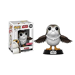 Funko Pop Porg con alas abiertas (Star Wars 198) Funko Pop Star Wars