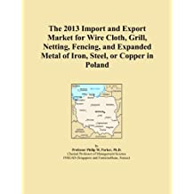 The 2013 Import and Export Market for Wire Cloth, Grill, Netting, Fencing, and Expanded Metal of Iron, Steel, or Copper in Poland
