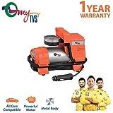 myTVS TI-4 Metallic Heavy Duty Car Tyre Inflator Air Compressor