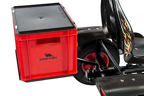 Dino Cars Transportbox für Ihr Gokart - 03172