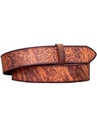 LaCeinture Indie Brun PAUL MARIUS ceinture style vintage boucle cachée
