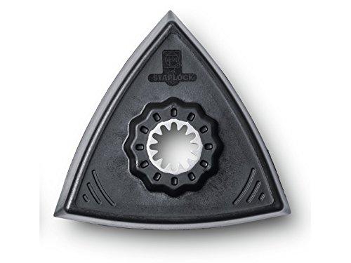 FEIN 63806129220 Platorello SL Triangolare non Forato, Confezione da 2