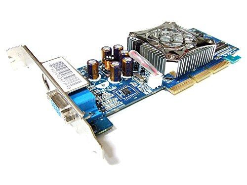 XFX Pine nVidia GeForce FX5500 128MB DDR TV VGA S-Video AGP Card PV-T34B-RTF6 (Zertifiziert und Generalüberholt) (Agp Fx5500)