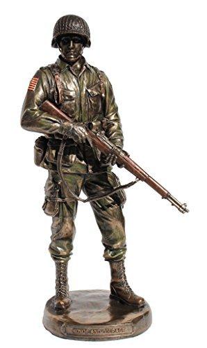Unbekannt US Army Soldier Ehre und Mut Statue