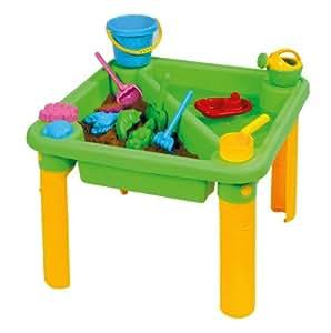 table a sable et a eau en plastique jouet jeux et jouets. Black Bedroom Furniture Sets. Home Design Ideas