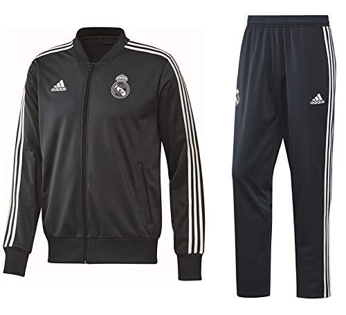 adidas Fußball Real Madrid CF Trainingsanzug 2018 2019 Herren Jacke Hose Gr  XL 0ec1a094ac1fe
