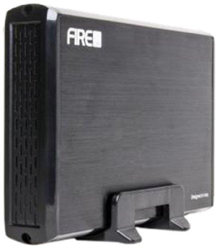 Firecube case esterno in alluminio per hard disk sata da 3,5