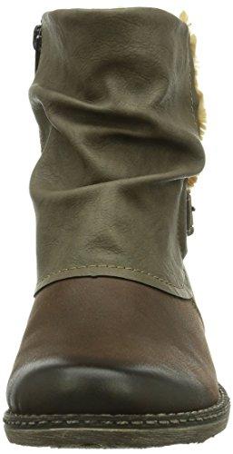 Remonte - Remonte, Stivali da motociclista Donna Marrone (Braun (25))