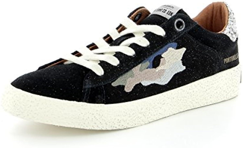 Pepe Jeans Baskets Portobello neroes - 41, Nero | marchio  marchio  marchio  | Scolaro/Ragazze Scarpa  9a97a1