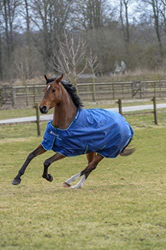 Bucas Smartex medium in blue, Weidedecke, Outdoordecke , Größe:145
