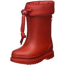 Igor Splash Náutico, Botas de Agua Unisex Niños, Rojo (Red), 25 EU