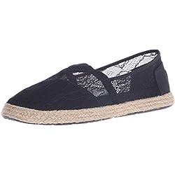 Skechers Flexpadrille Sheer Luck Ladies Shoe UK5 EU38 US8 Black