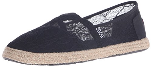 Skechers Flexpadrille-Pool Party, Chaussures Femme Black Lace