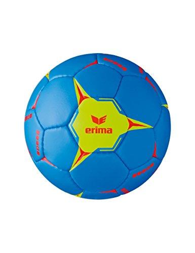 erima G13 2.0 Handball, Blau/Lime, 3
