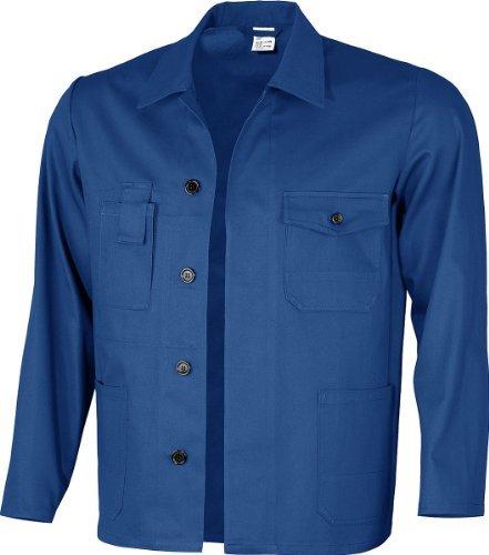 Qualitex Arbeits-Jacke BW 240 - mehrere Farben 64,Kornblau