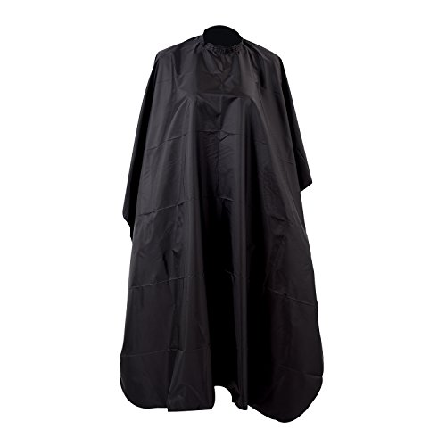 SODIAL (R) Cheveux noirs coupes coiffure Coiffeurs Cape robe