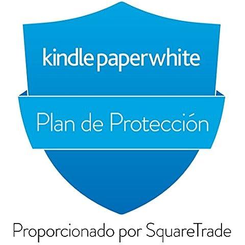Plan de protección de 2 años más Seguro contra accidentes para Kindle Paperwhite (7ª generación); exclusivo para clientes residentes en España