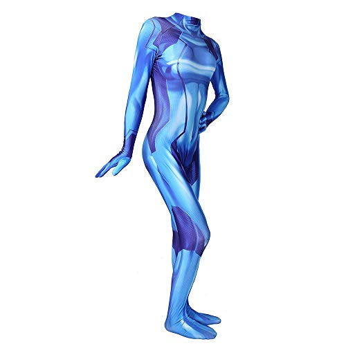 r Girl Halloween Party Requisiten Maskerade Siamesische Strumpfhose Anime Cosplay Kostüm,Woman-XL ()