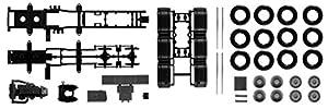 Herpa 084345 - Chasis Mercedes-Benz Actros SLT 4-Eje del Tractor para Trabajo Pesado