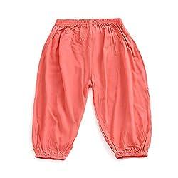 ZHONGYU Pantalones de algod...