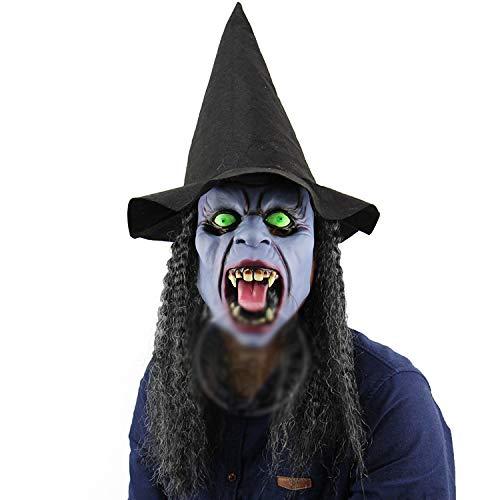 Hexe Reißzähne - TYXHZL Halloween Reißzähne Nacht Hexen Halloween