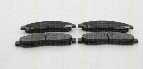 Kit pastiglie freno a disco–Triscan 811060002