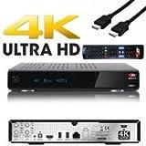 AX 4K-BOX HD51 UHD 2160p E2 Linux Receiver 2x DVB-S2X inkl. 2000 GB Festplatte