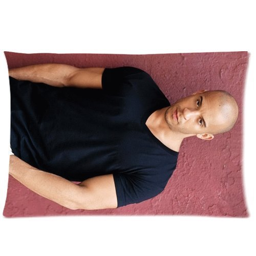 Cute Design Standard Size 20x30 Two Side Print Fast & Furious Film Star Vin Diesel Cool Man Pillowcases Protector gift for kids-8 Body Protector Film