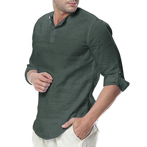 DDUPNMONE Camouflage Herrenweste Männer Armee Grün T-shirt urzes Oberteil Herren Cooles T-shirtSportliches Unterhemd Men's Sleeveless Blouse -