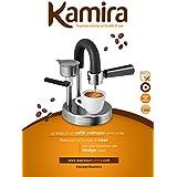 Kamira, el espresso cremoso italiano en el hornillo de tu casa sin cápsulas ni saquitos de café!