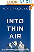 #3: Into Thin Air: A Personal Account of the Everest Disaster