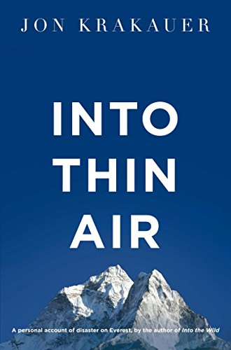 Into Thin Air: A personal account of the Everest disaster Test