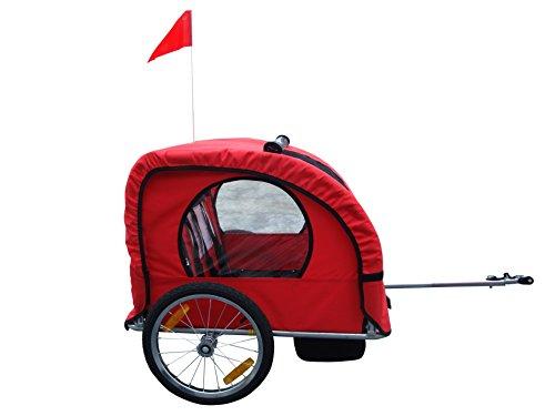 Kinderanhänger Fahrradanhänger Kinder Fahrrad Anhänger Einsitzer Transporter NEU