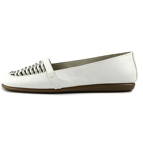 A2 By Aerosoles Solid Ground Synthétique Mocassin White Combination