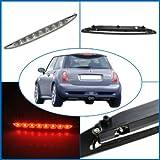 Para Mini Cooper One R50R532001–2006cromo 3rd tercera LED trasera luz de freno Stop
