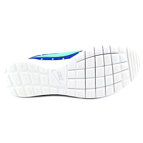 Nike - W Roshe Ld-1000 Print, Scarpe sportive Donna Blu (Azul (Dp Ryl Bl / Emrld Glw-White-Sfty))
