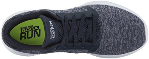 Skechers Performance Damen Go Run 600-Divert Hallenschuhe Blau (Navy)