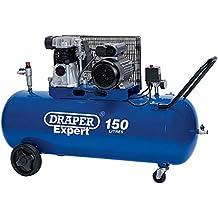 Draper DA150/365C - Compresor de aire (2200 vatios, 24 voltios)