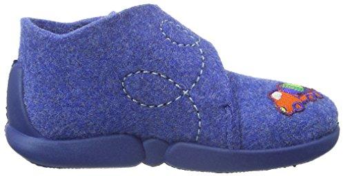 Rohde Tubbie, Chaussons garçon Bleu - Bleu (jeans 55)