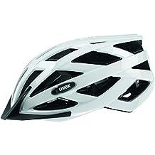 Uvex IVO - Casco de ciclismo, color blanco, talla 52-57