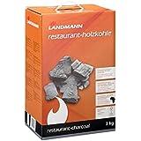 LANDMANN 09515 3000g - carbón para barbacoa/grill