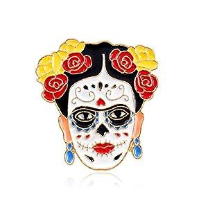 Mimgo Artista Frida Kahlo Calavera
