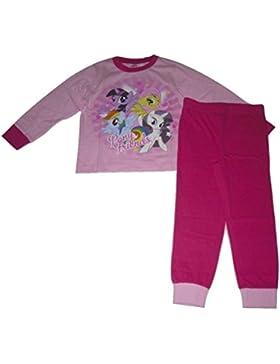 My Little Pony Mädchen Schlafanzug Rosa Pink