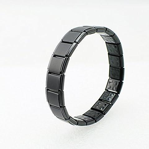vinmax 80Germanium Titan Energie Armband Power Bnagle Schmerzlinderung Geschenk für MAN & Frauen